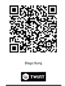 QR-Code Blago Bung
